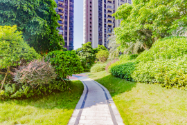 怡龍灣公寓_佛山|90萬|香港高鐵60分鐘直達|香港銀行按揭 (實景航拍)