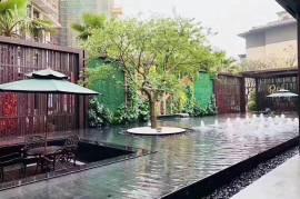 深圳一橋之隔 前後花園別墅 配套成熟 美的悅府