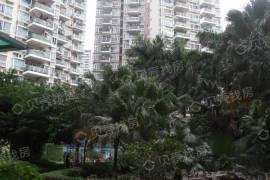 香蜜公園旁大社區,寬景客廳標準大四房,紅本滿五