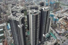 香港高鐵30分鐘直達 地鐵大型屋苑  龍光玖龍臺