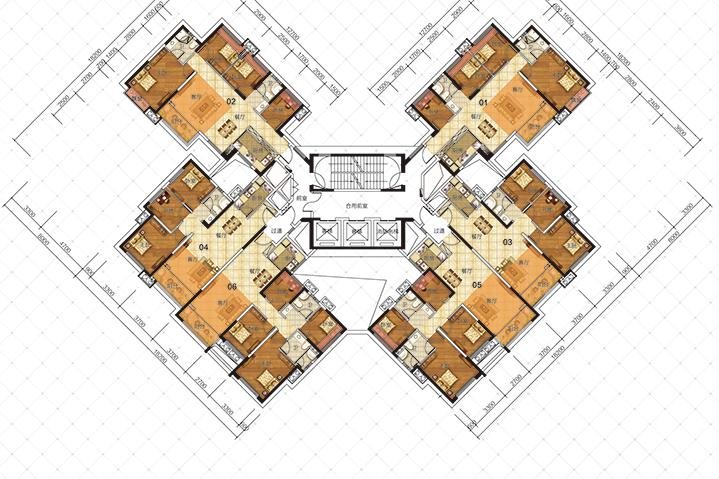 珠海中心中邦御龍灣 70年產權純住宅 港澳人士不限購