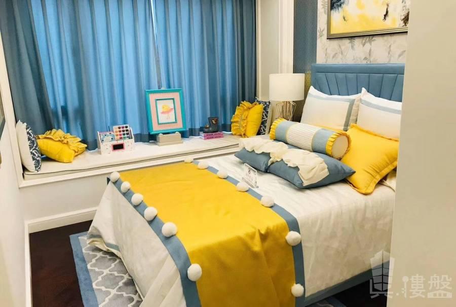 珠海一線河景豪宅 輕軌上蓋 高端學區房 首期30萬買精裝3房